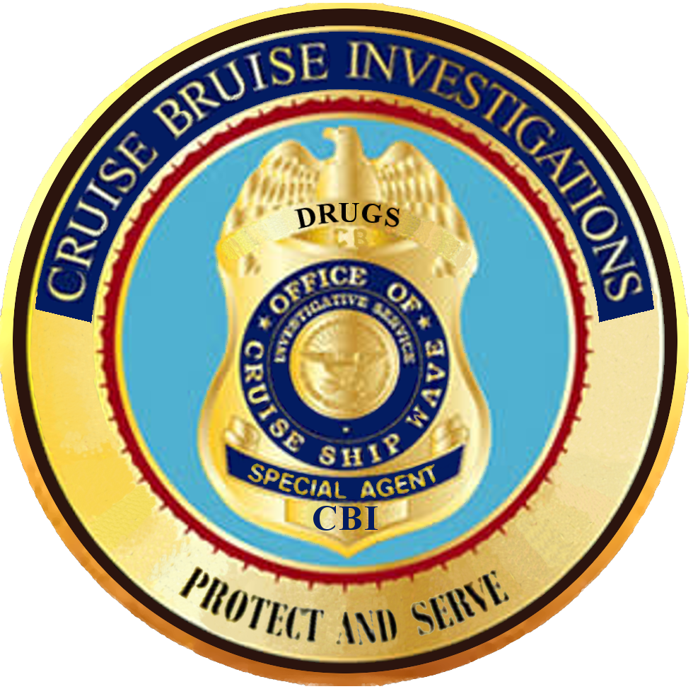 Cruise Ship Drugs - A Division of Cruise Bruise Investigations